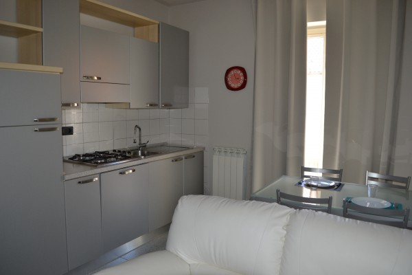 A Pochi Passi Bed and Breakfast Venaria Appartamento Sole kitchen