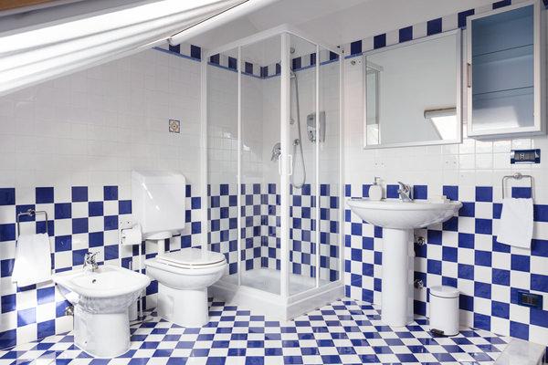 A Pochi Passi Bed and Breakfast Venaria Appartamento Cielo Bagno
