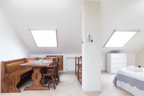 A Pochi Passi Bed and Breakfast Venaria Appartamento Cielo Suite Open Space