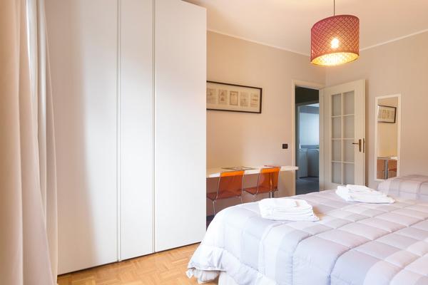 A Pochi Passi Bed and Breakfast Venaria Appartamento Terra camera matrimoniale