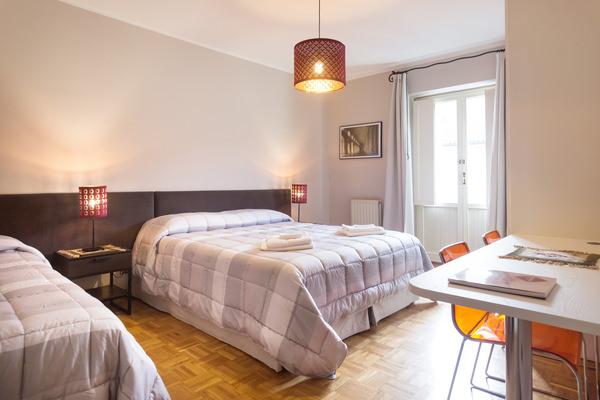 A Pochi Passi Bed and Breakfast Venaria Appartamento Terra camera tripla